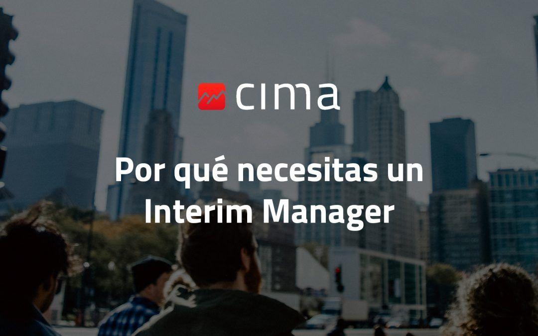 Qué aporta un Interim Manager a tu empresa
